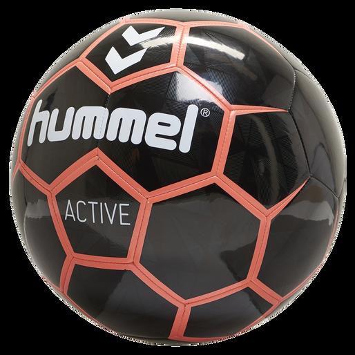 hmlACTIVE FOOTBALL, BLACK/PINK, packshot
