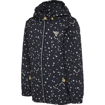 hmlELIN SOFTSHELL JACKET, NIGHT SKY, packshot