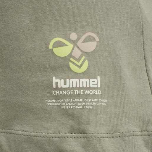 hmlSCARLET T-SHIRT, VETIVER, packshot