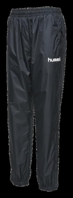 CORE ALL-WEATHER PANT, BLACK, packshot