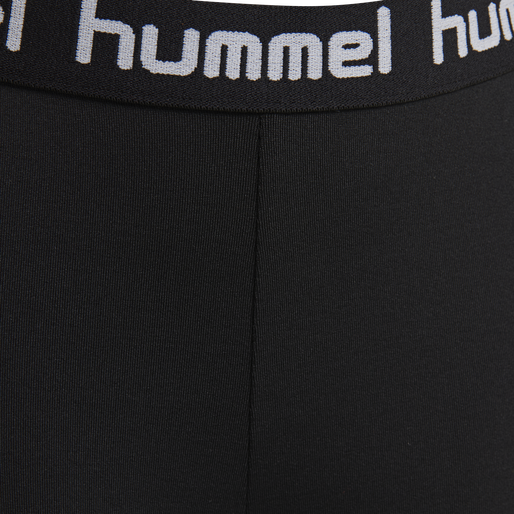 hmlCAPELLA 3/4 TIGHTS, BLACK, packshot