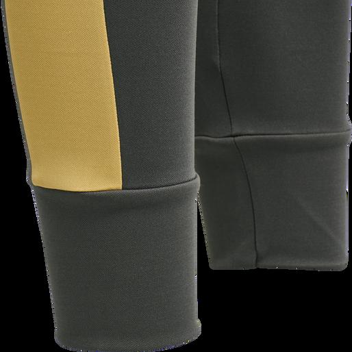 hmlCHRISTY TAPERED 7/8 PANTS, MAGNET, packshot