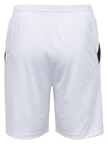 TECH MOVE POLY SHORTS, WHITE, packshot