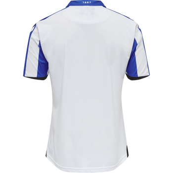 OB 20/21 HOME JERSEY S/S, WHITE/LAPIS BLUE, packshot
