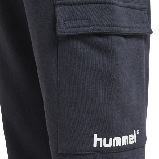 hmlLEO PANTS, BLUE NIGHTS, packshot