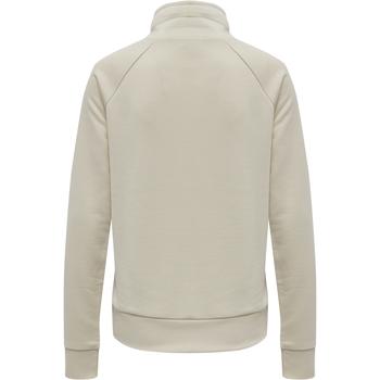 HMLDAMARA SWEAT SHIRT, BONE WHITE, packshot