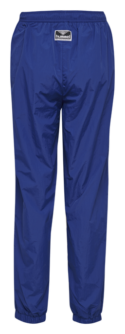 hmlSTORM OVERSIZED PANTS, MAZARINE BLUE, packshot