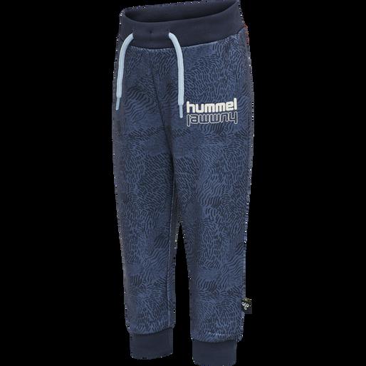 hmlBAILY PANTS, CHINA BLUE, packshot