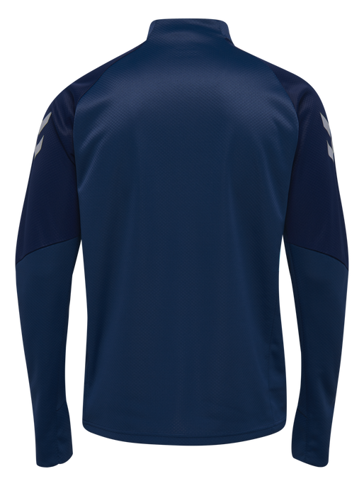 TECH MOVE HALF ZIP SWEATSHIRT, SARGASSO SEA, packshot
