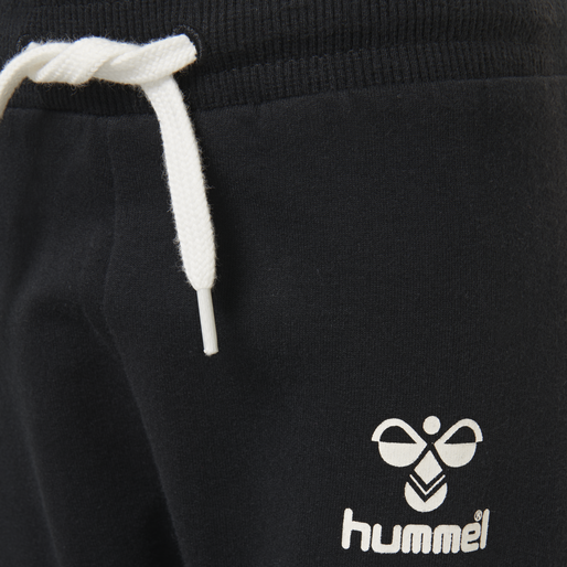 HMLAPPLE PANTS, BLACK, packshot