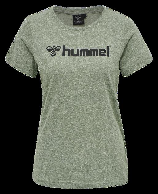 HMLAMALSA T-SHIRT S/S TEE, TEA, packshot