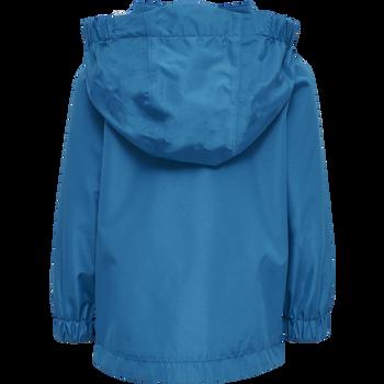 hmlOJO JACKET, MYKONOS BLUE, packshot