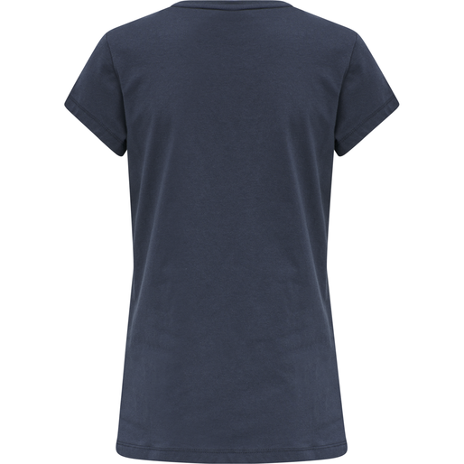 hmlAPRIL T-SHIRT, BLUE NIGHTS, packshot