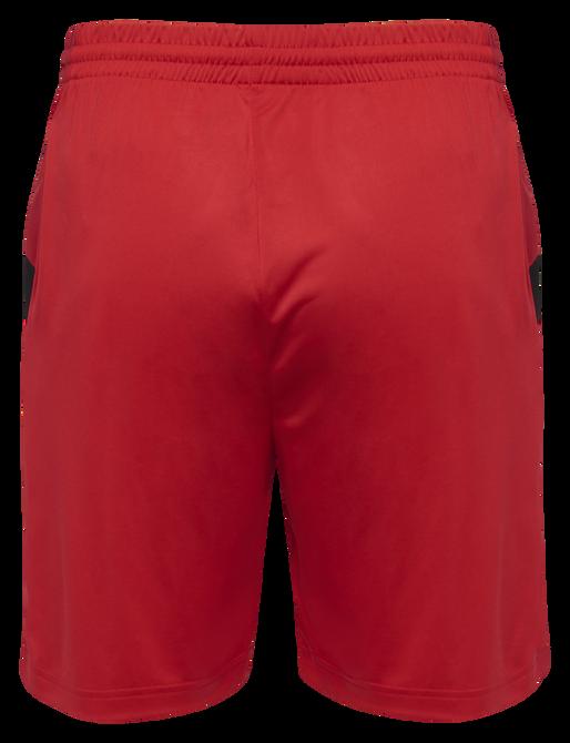 TECH MOVE KIDS POLY SHORTS, TRUE RED, packshot