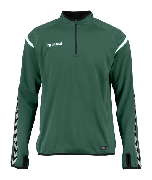AUTH. CHARGE TRAINING SWEAT, EVERGREEN, packshot