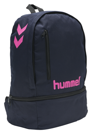 hmlACTION BACK PACK, MARINE/DIVA PINK, packshot