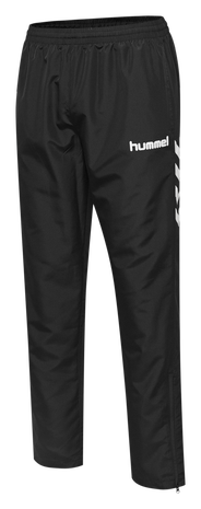 CORE KIDS MICRO PANT, BLACK, packshot