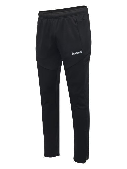 TECH MOVE KIDS POLY PANTS, BLACK, packshot