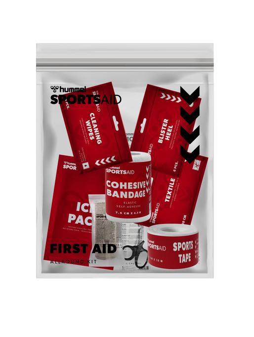 ALLROUND FIRST AID KIT, WHITE, packshot