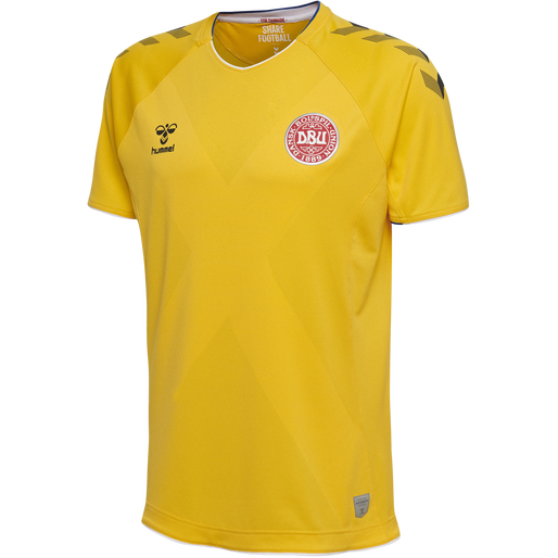 PRO-Målmandstrøje 2018/2019, SPORTS YELLOW, packshot