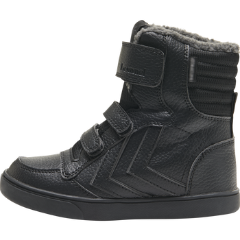 STADIL SUPER TUMBLED BOOT JR, BLACK, packshot
