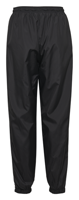 hmlCHRISTAL OVERSIZED PANTS, BLACK, packshot