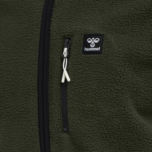 hmlTIRAN JACKET, FOREST NIGHT, packshot