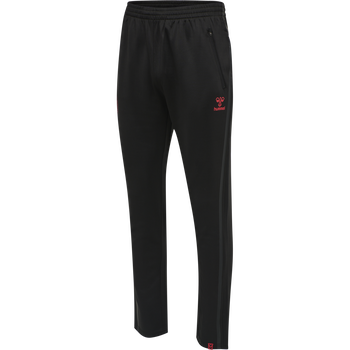 DBU TRAVEL PANTS, BLACK, packshot