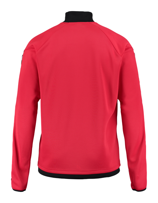 AUTH. CHARGE TURTLE NECK, TRUE RED, packshot