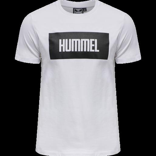 hmlLIMO T-SHIRT 2-PACK, BLACK/WHITE, packshot