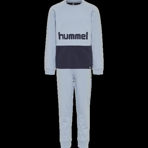 hmlSHANE NIGHTSUIT, ASHLEY BLUE, packshot