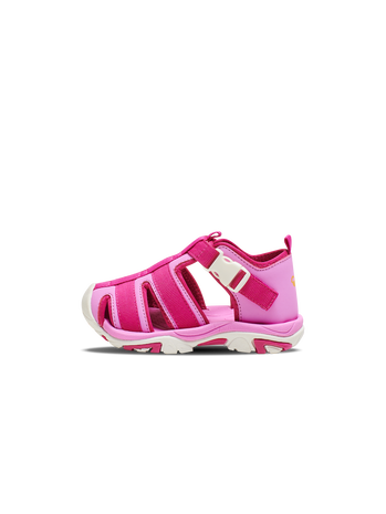 SANDAL BUCKLE INFANT, FUCHSIA PINK, packshot