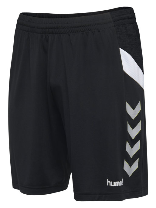 TECH MOVE POLY SHORTS, BLACK, packshot