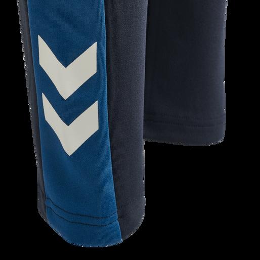 hmlMOBA TRACKSUIT, BLUE SAPPHIRE, packshot