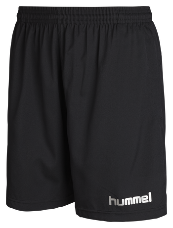CLASSIC REFEREE SHORTS, BLACK, packshot