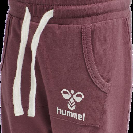 hmlFUTTE PANTS, ROAN ROUGE, packshot