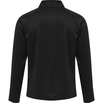 DBU TRAVEL ZIP JACKET, BLACK, packshot