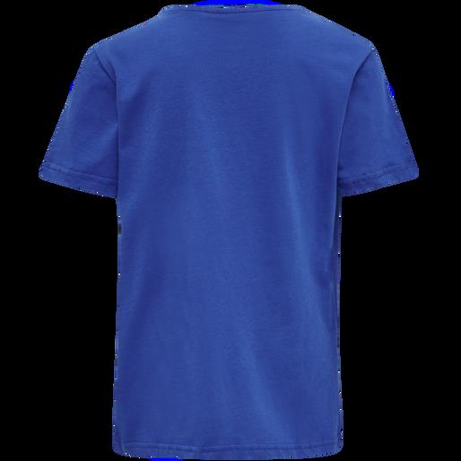 HML MARVELLO T-SHIRT S/S TEE, MIDNIGHT BLUE, packshot