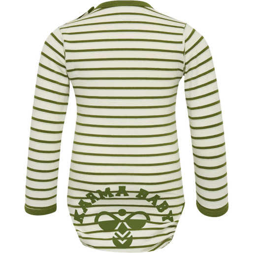 hmlALAN BODY L/S, PESTO, packshot