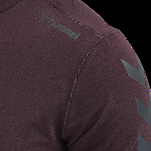 hmlMACE T-SHIRT, FUDGE , packshot