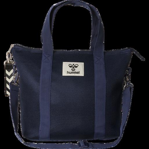 hmlPOP SHOULDER BAG, BLACK IRIS, packshot