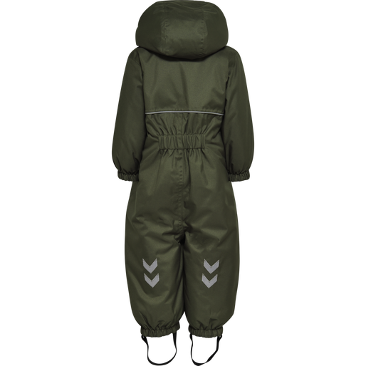 hmlSNOOPY SNOWSUIT, OLIVE NIGHT, packshot