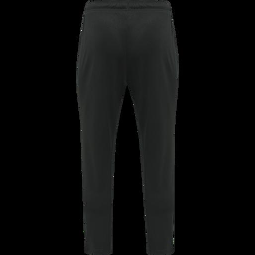 hmlNALO TAPERED 7/8 PANTS, BLACK, packshot