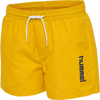 hmlBONDI BOARD SHORTS, GOLDEN ROD, packshot