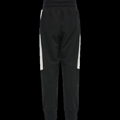 hmlMYNTHE PANTS, BLACK, packshot