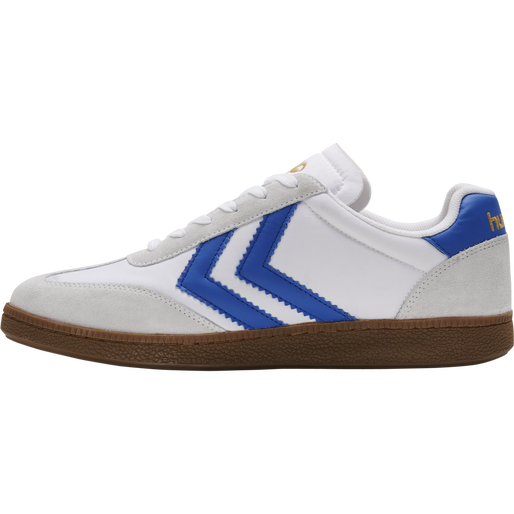 VM78 CPH NYLON, WHITE/MAZARINE BLUE, packshot