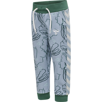 hmlPHILIP PANTS, BLUE FOG, packshot