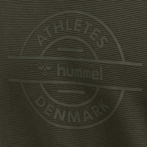 HMLDARE SWEAT SHIRT, FOREST NIGHT, packshot