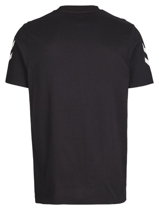 CORE COTTON TEE, BLACK, packshot