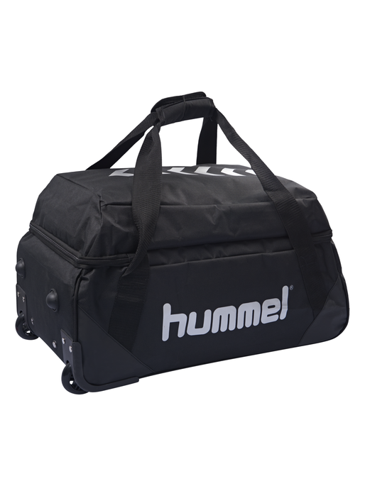 AUTHENTIC CHARGE TROLLEY, BLACK, packshot